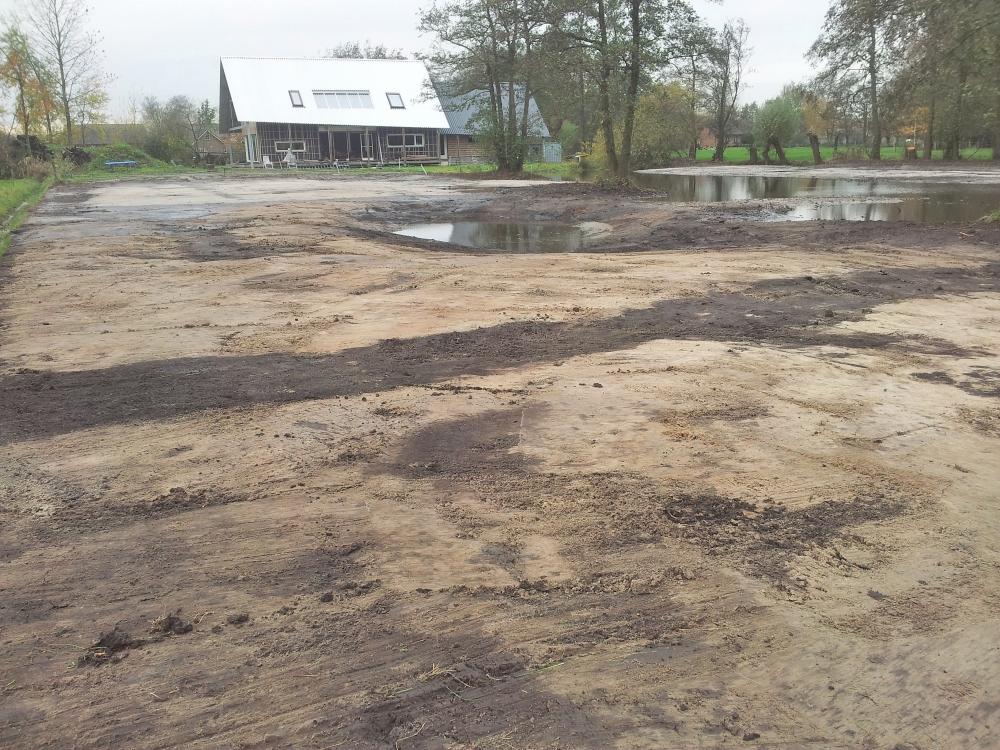 Project Hydrologisch herstel Bondte Vos te Zwartebroek