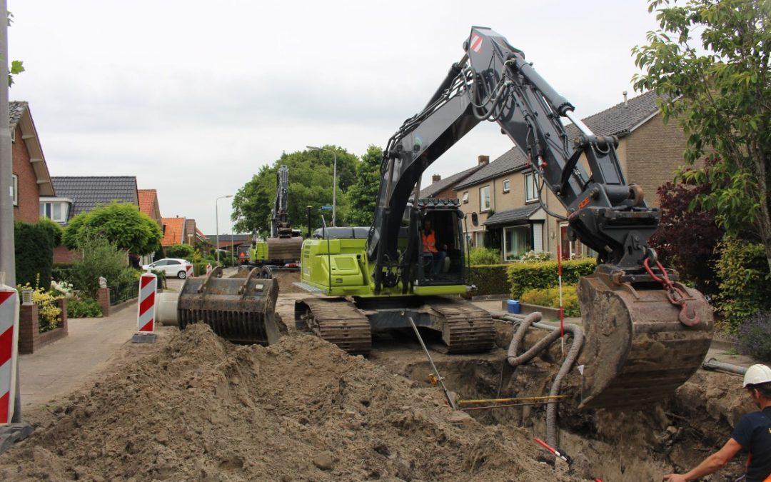 Reconstructie Heideweg & van Tuyllstraat